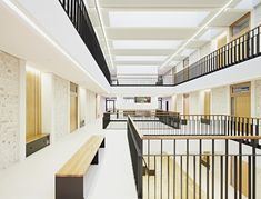 Escuela de Gramática Frankfurt-Riedberg,© Thomas Herrmann