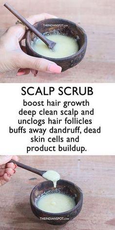 Natural Hair Care, Natural Hair Styles, Natural Beauty, Natural Hair Growth Tips, Hair Growth Oil, Diy For Hair Growth, Faster Hair Growth, Diy Hair Growth Shampoo, Biotin Hair Growth