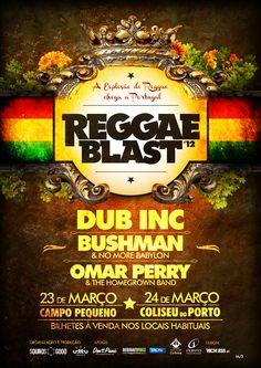 Reggae Blast