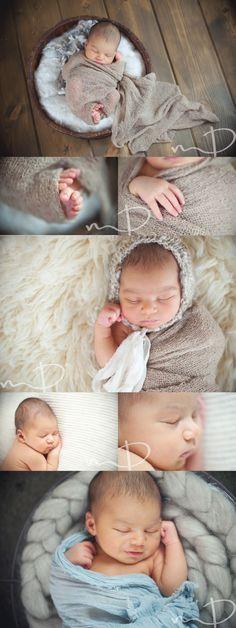 Newborn Photography Asheville, Newborn Session | Asheville Maternity & Newborn Photographer - Molly Dockery Photography Blog - Baby Boy