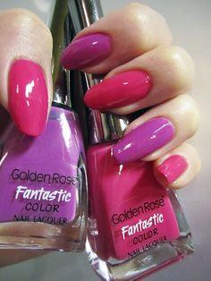 ZigiZtyle: Fantastic Color Nailpolishes