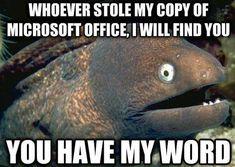 #todaysHumour . . . . #joke #jokes #pun #puns #clever #wordplay #playonwords #playwithwords #funny #funnies #todaysfunnies #fun #jokeoftheday #punoftheday #sillyjokes #humour #humor #humourous #humorous #microsoft #microsoftjoke #word #wordjoke
