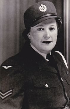 First Woman   Flickr : partage de photos ! Vera Russell first female hired by the Police Dept. - Calgary Police Service