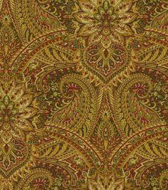 Home Decor Print Fabric-Waverly Toraja Hazelnut