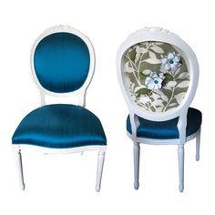 3D Louis XVI chair