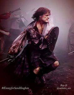Jamie in battle!