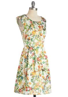 Meadow Merriment Dress | Mod Retro Vintage Dresses | ModCloth.com