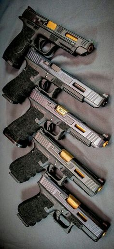 Want them all! Salient Arms International