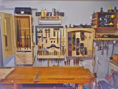 My workshop.