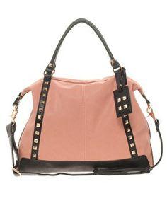 ASOS Stud Strap Bag at asos.com