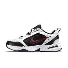best sneakers 72624 156bd Nike Air Monarch IV (Extra Wide) LifestyleGym Shoe Size 12.5 (White