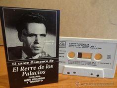 EL CANTE FLAMENCO DEL RERRE DE LOS PALACIOS ( PRIMERA ÉPOCA ) MC / FODS RECORDS. COMO NUEVO.