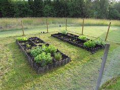 Ännu en helt underbar och solig dag har vi begåvats med här i Skåneland. En del trädgård blir det ju oundvikligen då... Har rensat en hel r...