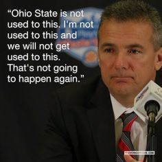 I was there for the game. It was painful. Still love the Buckeyes!
