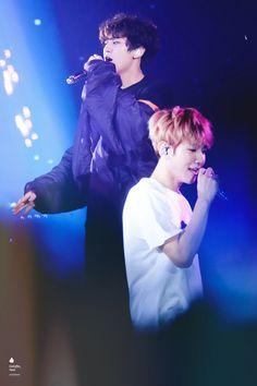 Chanyeol and Baek