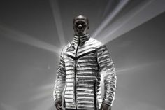 "Nike 2014 NFL ""Silver Speed"" Collection for Super Bowl XLVIII: In addition to the new Vapor Carbon Elite Football Cleat, Nike has also unveiled its NFL ""Silver Super Bowl Gear, Lombardi Trophy, Super Bowl Sunday, Nike Vapor, Nike Nfl, Football Cleats, Team Photos, Clothes Horse, Workout Gear"