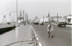 Friedrichstrasse, East Berlin, 12 September 1959