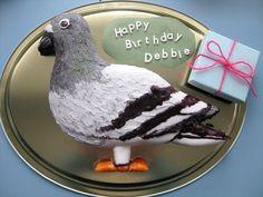 pigeon-cake by d e b b i e, via Flickr