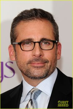 I would totally have sex with Steve Carell - is that wrong? Perhaps. But (when it is right) I am just a sucker for a silver-fox.