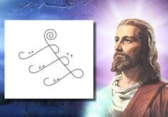 Jesus ensina novo símbolo em iniciação de Reiki