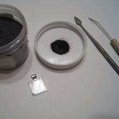 Copperheart: Tutorial - Wet Packing Enamel - Utilizzo dello smalto diluito