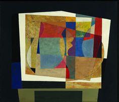 Ben Nicholson - painting - still life
