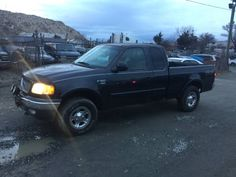 1999 Ford F-150 4×4 200k Hwy Miles Reliable!!!