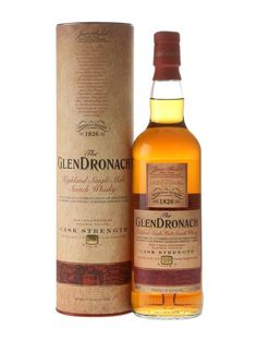 Glendronach Cask Strength - Batch 5 Scotch Whisky : The Whisky Exchange