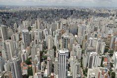 São Paulo, cidade sem fim.