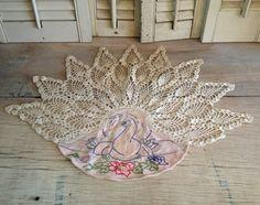 Doily Embroidered Doily Crochet Doily Linens