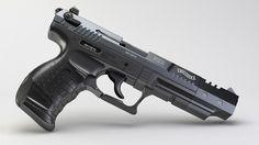 Walther P22 by RavenRender.deviantart.com on @DeviantArt