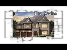 Caliber model homes
