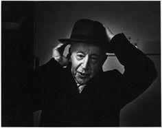 Arthur Rubinstein - by Marcel Imsand