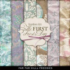 Click HERE      to download New Freebies Kit of Backgrounds - The First Frosts  Day .   And           see     My       other    Vintage ...