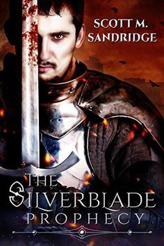 Brand New Release!!!  The Silverblade Prophecy  Scott M Sandridge Amazon Link:  Throughout the ages messiahs have come and gone and all have fallen.  After centuries of exile Bantaka the Godslayer is active once more. The Seer manipulates the strands of Time and Space to bring together Pankeas only hope: the most unlikely motley of misfits and cut-throats in the land and a godling half-breed whos bloodline heritage holds the key to savingor doomingall Existence.  Destined to fulfill an…