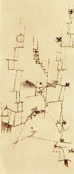Paul Klee - Jerusalem_ My Chief Joy