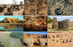 Ten Stunning Yet Little Known Ancient Treasures Across Africa. The continent of Africa contains a plethora of ancient wonders, yet very few of them are well-known internationally or attract tourists from across the world. From over a thousand stone circles concentrated in a small area to ruins of great cities, megalithic calendars that predate the pyramids by tens of thousands of years, and the remains of towns that have seen the rise and fall of countless civilizations.