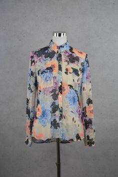 Trendige Bluse mit Flowerprint von Mexx