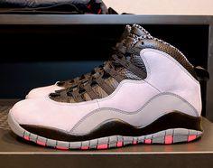 finest selection 9a440 c5930 AIR JORDAN 10 – COOL GREY-INFRARED-BLACK Jordan 10, Casual Shoes,