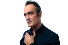 Daniele Ornatelli - italian actor  - portrait by Paolo Corradeghini