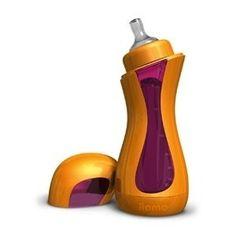 iiamo Go Self Warming Baby Bottle | BustedBinky.com