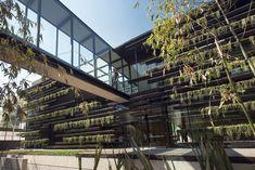 Falcn Headquarters 2, Ciudad de México, 2014 - rojkind arquitectos
