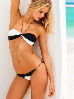Erin Heatherton for Victoria's Secret Swimwear 2013