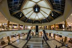 Polo Park Shopping Centre. Winnipeg, Manitoba, Canada