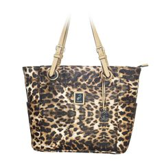 Grace Adele bag. Leopard.   Got it!   Matching wallet and makeup case too <3