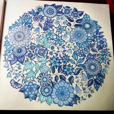 Como utilizar a teoria das cores para colorir o livro Jardim Secreto. Técnicas para colorir o livro Jardim Secreto. Teoria das cores.