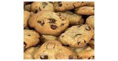 cookies au chocolat (aux jaunes d'oeufs)