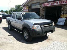 2001 Nissan Frontier XE | $7995 | Prime Auto Sales - Omaha, NE | (402) 715-4222 #nissan #pickemuptruck #truck #4x4 #auto #omaha #primeauto