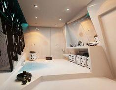 Make Photo Gallery bathroom White Bathroom Design Ideas With White Bathroom Floor Design With Ceiling Lamps For Bathroom Ceiling Design Ideas With Bathroom Wall Design