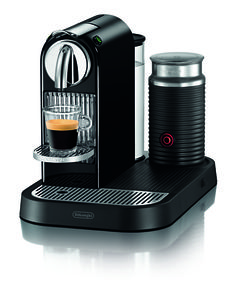 Delonghi Citiz Nespresso machine